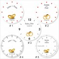 List of available dials