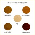 List of wooden colours